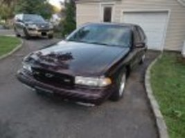 1996 CHEVROLET IMPALA SS FOR SALE  image 4