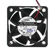 ADDA AD05012MB257000 12V 5CM 5025 0.20A Dual ball bearing cooling fan - $12.86