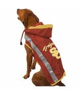 Collegiate Licensed Dog Pet Slicker Raincoat University Southern Cal USC... - $9.46