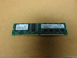 Gateway 256mb PC133 desktop memory 168 pin dimm PC133U 168pin desktop - $6.93