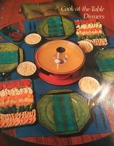 Vintage 1970 Betty Crocker's Dinner Parties Cookbook- hardcover image 4
