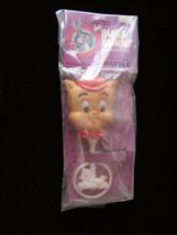 Looney Tunes Porky Pig Rattle Vintage - $16.00