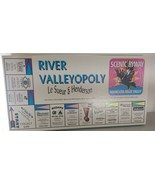 River Valleyopoly Board Game Pride Distributors Henderson Minnesota Game - $33.32