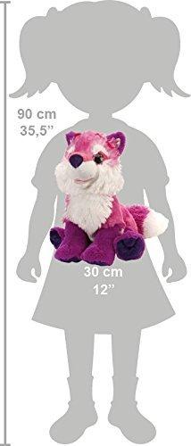 Wild Republic Fox Plush, Stuffed Animal, Plush Toy, Gifts for Kids, Sweet & Sass
