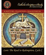 Lent Cycle C: The Road to Redemption DVD+Study Guide Set, for 2019 by Fr... - $50.95