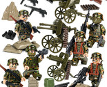 WW2 German Army Soldiers WWII Axis Historic Set #2 Battle Pack - £15.03 GBP