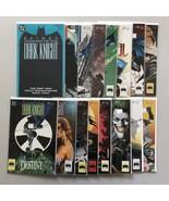 Lot 16 Batman Legends of the Dark Knight (1989) from #1 from #21-56 VF V... - $35.64