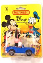 Vintage 1979 Matchbox Walt Disney Series WD-4 Minnie Mouse Lincoln Continental - $29.99