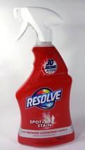 Resolve Carpet Spot Plus Stain Remover Liquid Cleaner (22 fl oz Spray Bottle) - $20.79