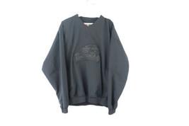 Vintage Nike Mens Medium Oregon State Beavers Stitched Pullover Jacket B... - $39.55
