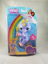 WowWee Fingerlings Alika baby Unicorn w/ Rainbow mane & Tail NIP - $23.36