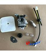 Carburetor Carb Air Filter Kit For Echo PPT-260 PPT-261 SRM-260S SRM-261... - $12.99