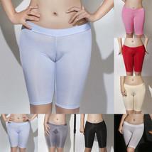 Voir travers shorts sans couture sous-vêtements slips culottes lingerie ... - $17.96