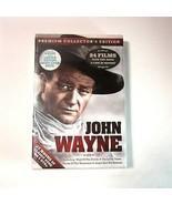 John Wayne Premium Collector's Edition DVD - 24 Films on 6 Discs - LE Bo... - $19.99