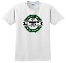 Game of Thrones Winterfell Beer T Shirt U Pick Size S M L XL 2XL 3XL 4XL... - $19.99+