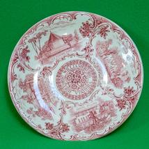 Vintage Old English Staffordshire Ware Souvenir Saucer (No Cup), William... - $2.95