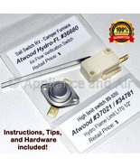 Atwood Hydro Flame Limit Switch 37022 & Sail Switch 36680 RV Furnace + I... - $34.95