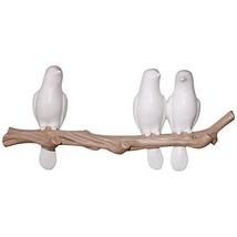 Evibooin Decor Wall Mounted Coat Rack | Birds On Tree Branch Hanger | fo... - $33.25