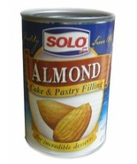 Solo Almond Cake and Pastry Filling 12.5 Oz (Pack of 6) - $19.47