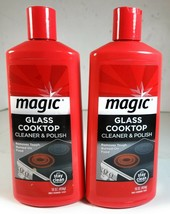2-Pack MAGIC Glass Ceramic Cooktop Stove Smooth Top Range Cleaner Polish - $20.78