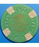 $25 Casino Chip, Mapes, Reno, NV. 1950s. T58. - $12.50