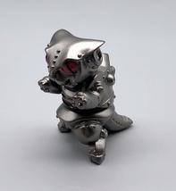 Max Toy Silver Metallic Mini Mecha Nekoron image 4
