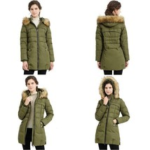 Orolay Women'S Down Jacket With Faux Fur Trim Hood - $144.95