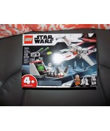Lego 75235 Star Wars X-Wing Starfighter Trench Run BOX ONLY - $18.40