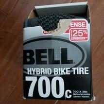 Bell Hybrid Bike Tire Flat Defense 700 x 38 c 32mm-45mm NEW  - $22.23