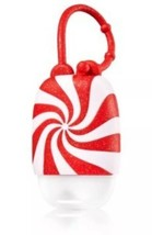 BATH & BODY WORKS Candy Cane Swirl Peppermint POCKETBAC HOLDER SLEEVE CA... - $4.72