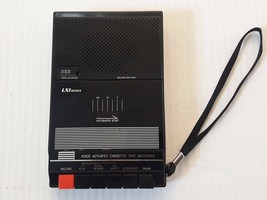 Sears LXI Series Voice Actuated Cassette Tape Recorder 560.21652650 Vintage - $8.32