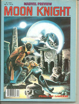 Marvel Preview #21 Moonknight STEVE DITKO Marvel Comics 1980 Nice Condition - £166.47 GBP