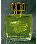Authentic LALIQUE Lion Miniature Perfume Bottle Collection Limited, Trav... - $39.00