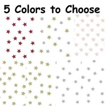 """Confetti Star 1/8"""" - 4 Colors to Choose - $1.81 per 1/2 oz. FREE SHIP - $3.95+"""