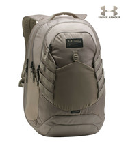 Under Armour Hudson Backpack UA Bags 1294719 Laptop Storm Taupe Charged ... - $99.92 CAD
