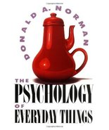The Psychology Of Everyday Things [Hardcover] [Jun 13, 1988] Norman, Don - $8.42