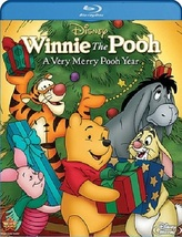 Disney Winnie the Pooh: A Very Merry Pooh Year (Blu-ray)