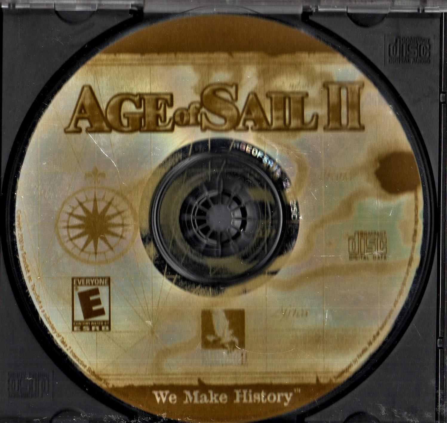 PC Windows Game - Age of Sail II (We Make History)