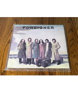 FOREIGNER SELF TITLED ORIGINAL MASTER RECORDING LP STILL SEALED IN BAGGIE - $296.01