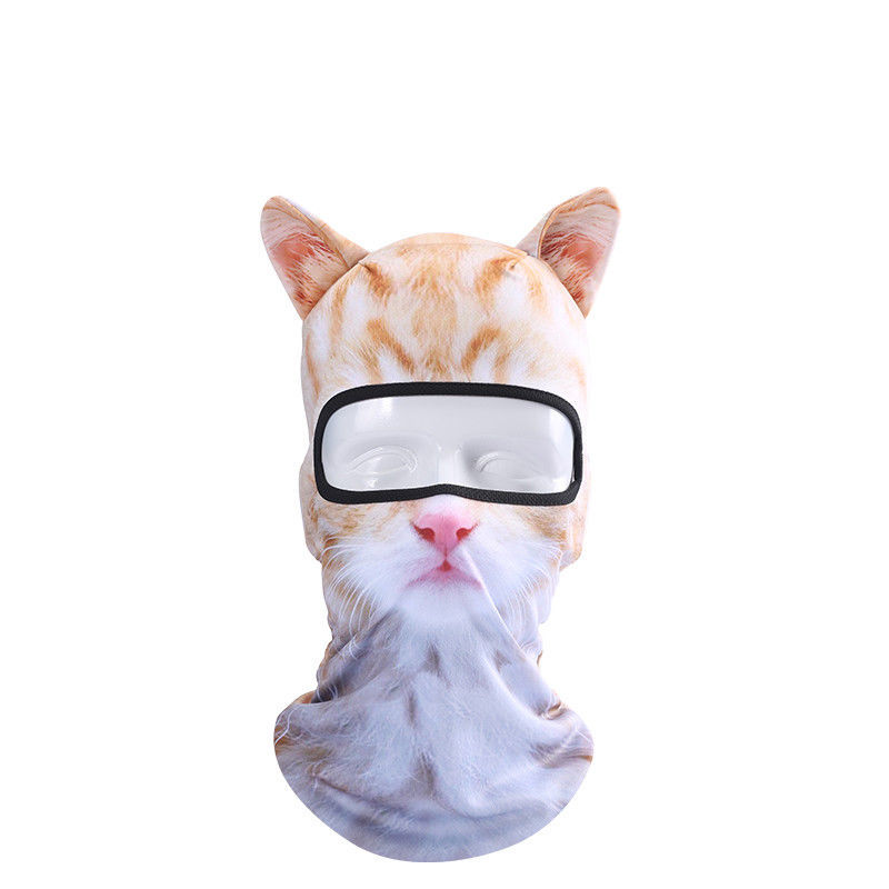 11012798bd0 SUPERBIKE® Animals Full Face Mask Hat Head Cover Motorcycle Headgear Scarf