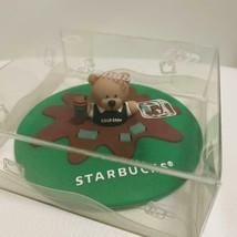 Starbucks Bear Cup Cover Cherry Blossom Christmas Mug Tumbler  New - $47.03