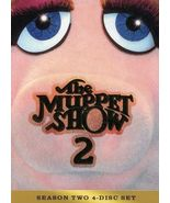 The Muppet Show - Season 2 (DVD, 2007, 4-Disc Set, Special Edition) - br... - $22.99