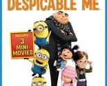 DESPICABLE ME BLU RAY/DVD W/DIGITAL COPY/ULTRAVIOLET Blu-Ray - (Brand New)