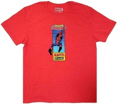 Loot Crate Marvel Gear + Goods 2021 Classic The Amazing Spider-Man T-Shi... - $14.84