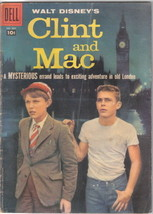 Clint and Mac Four Color Comic #889 Dell 1958 VERY GOOD - $24.12