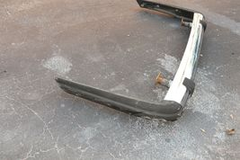 *NO SHIPPING* Mercedes W107 R107 Rear Chrome Bumper W/ Shocks 450SL 350SL 560SL image 5
