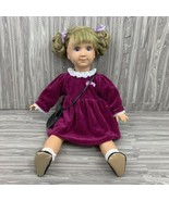 Pamela Doll by World of Wonder Interactive Doll 20 Inch 1986 Dress For P... - $27.98