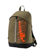 Puma 21 Ltrs Olive Night Laptop Backpack (7471804) - $53.99