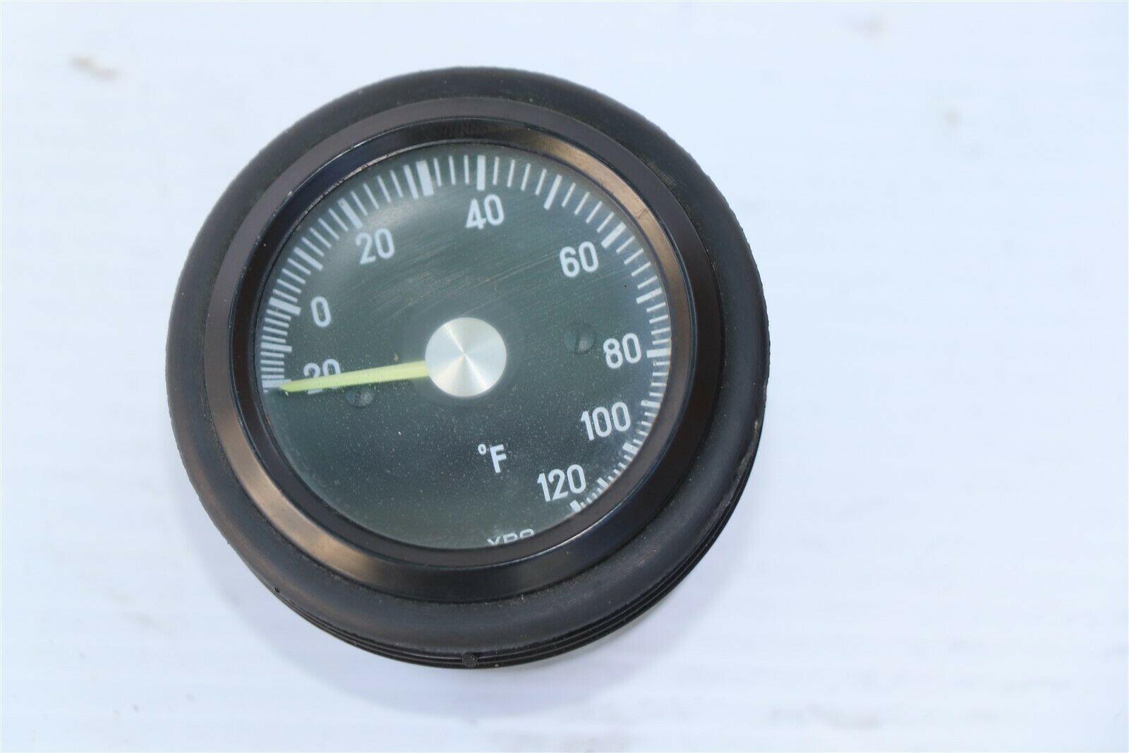 86-89 Mercedes 107 560sl Dash Temperature Gauge 1075420027