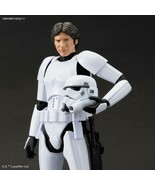 Bandai Hobby Star Wars Han Solo Stormtrooper 1/12 Scale Model Kit Action... - $31.95